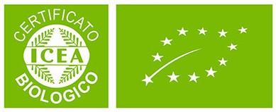 Logo biologico icea